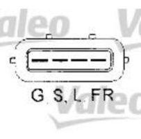 Генератор VALEO 440118