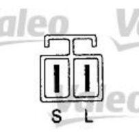Генератор VALEO 437684