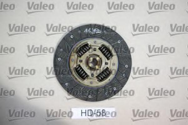 Комплект сцепления VALEO 821386