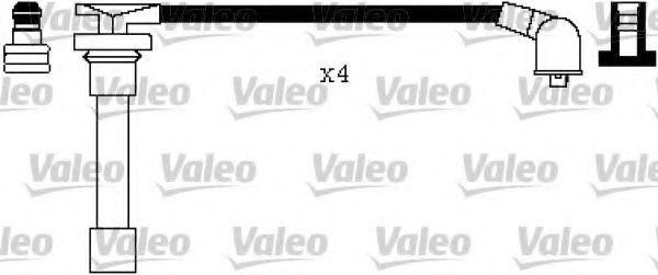 Провода высоковольтные комплект VALEO 346551
