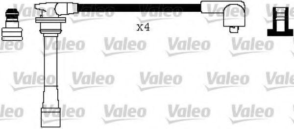 Комплект проводов зажигания VALEO 346330