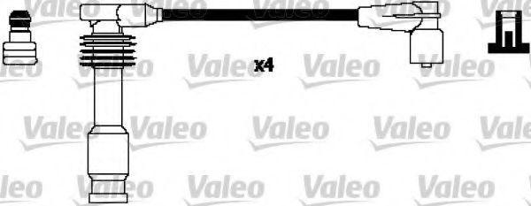 Провода высоковольтные комплект VALEO 346294