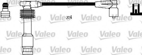 Провода высоковольтные комплект VALEO 346292