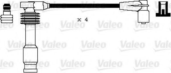 Комплект проводов зажигания VALEO 346103