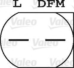 Генератор VALEO 437562