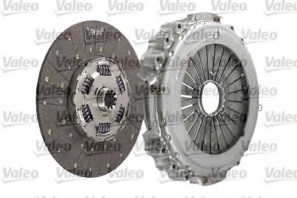 Комплект сцепления VALEO 805450