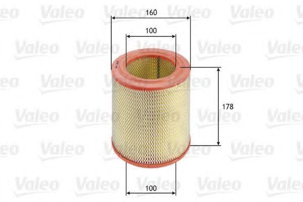 Фильтр воздушный VALEO 585618
