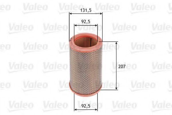 Фильтр воздушный VALEO 585629