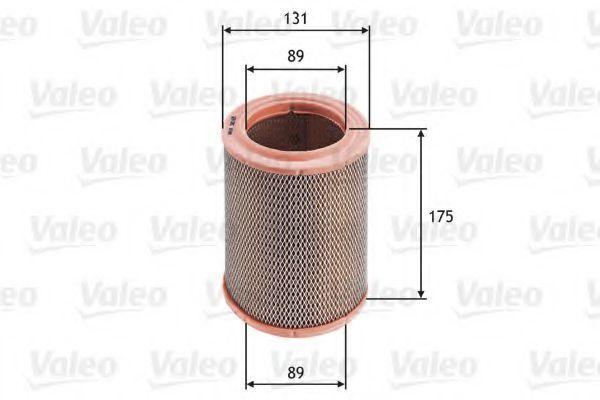 Воздушный фильтр VALEO PHC 585635