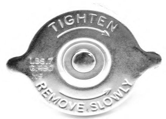 Крышка, радиатор VERNET RC0072