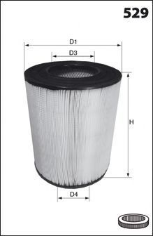 Воздушный фильтр MECAFILTER FA3444