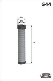 Фильтр добавочного воздуха MECAFILTER FA3512