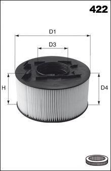 Воздушный фильтр MECAFILTER EL9461