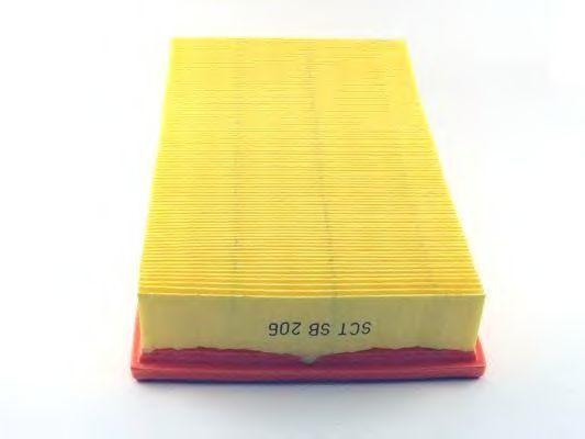 Фильтр воздушный SCT SB206