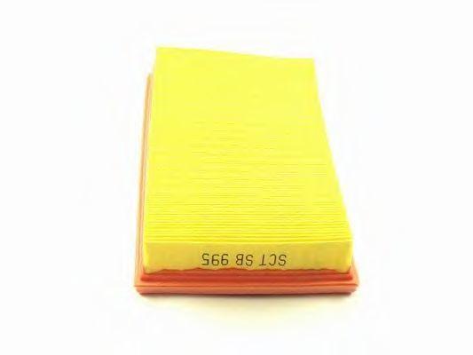 Фильтр воздушный SCT SB995