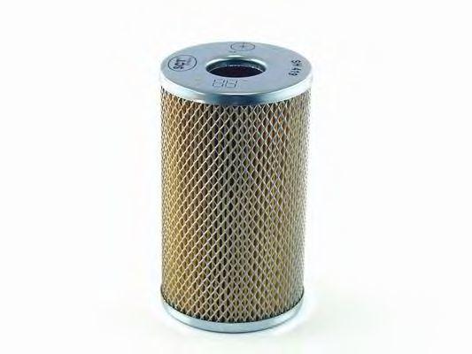 Фильтр масляный SCT SH419