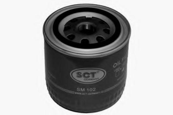 Фильтр масляный SCT SM 102