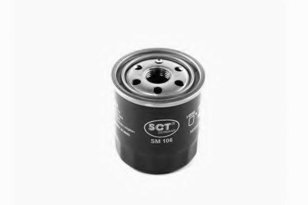 Фильтр масляный SCT SM106