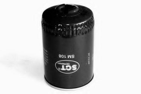 Фильтр масляный SCT SM108