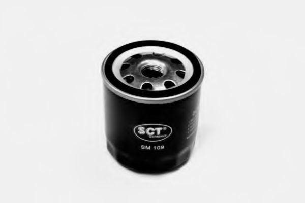 Фильтр масляный SCT SM109