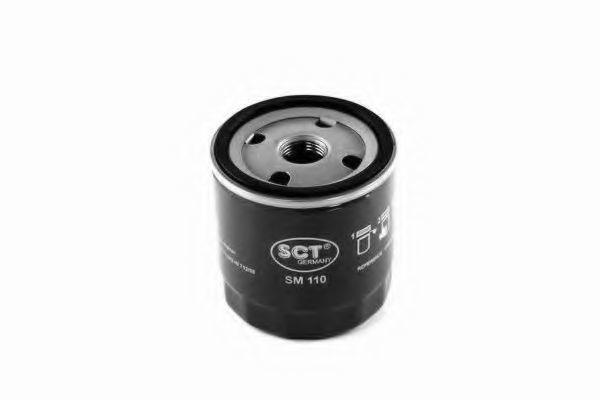 Фильтр масляный SCT SM110