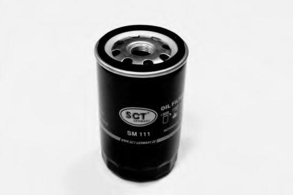 Фильтр масляный SCT SM111