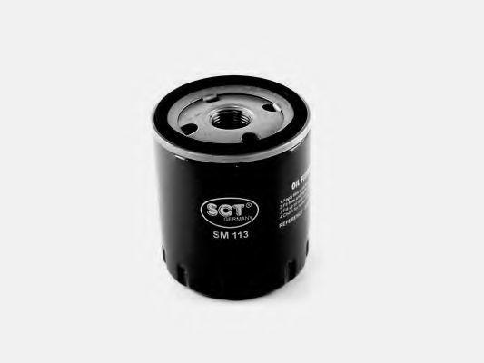 Фильтр масляный SCT SM113