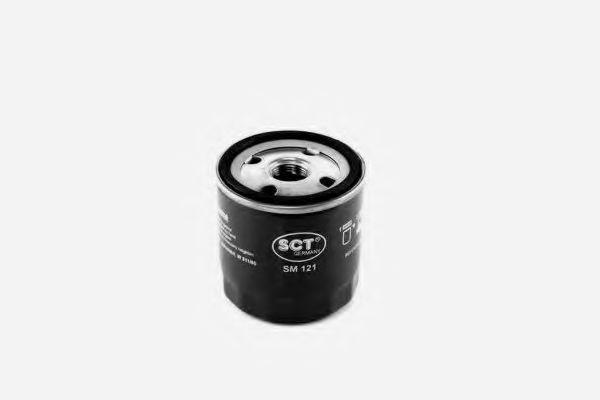 Фильтр масляный SCT SM121
