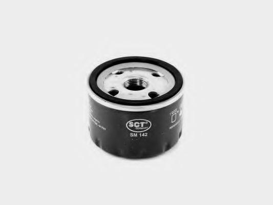 Фильтр масляный SCT SM 142