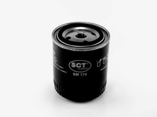 Фильтр масляный SCT SM174