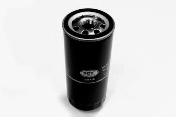 Фильтр масляный SCT SM 176