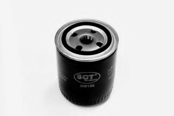 Фильтр масляный SCT SM180