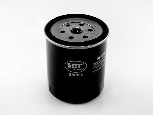 Фильтр масляный SCT SM198