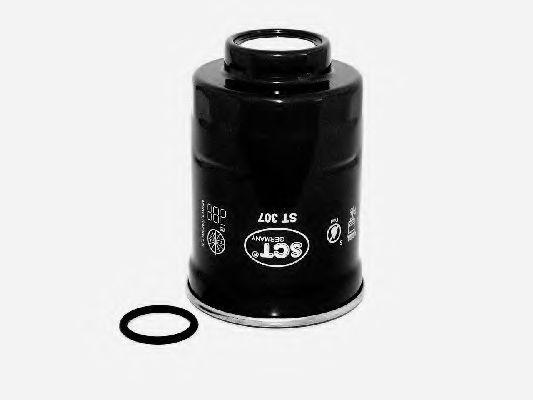 Фильтр топливный SCT ST307