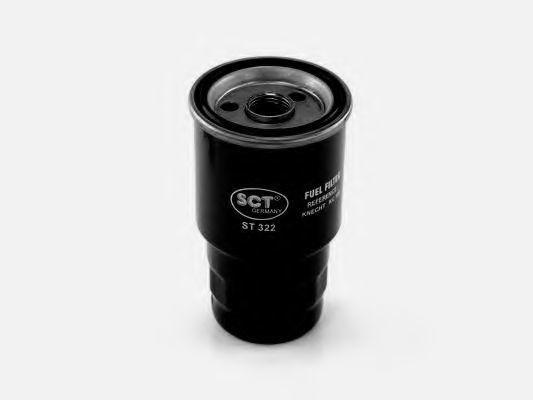 Фильтр топливный SCT ST322