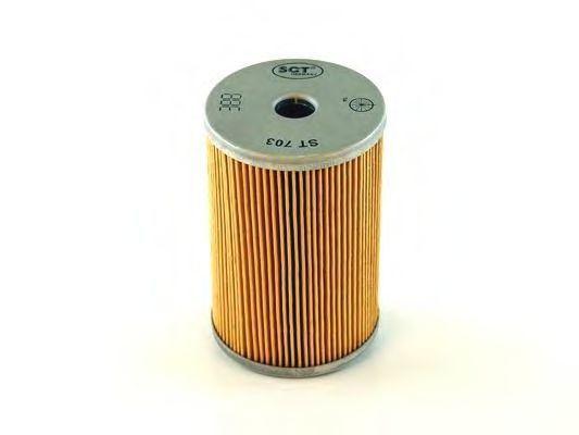 Фильтр топливный SCT ST703