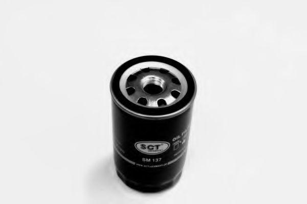 Фильтр масляный SCT SM137