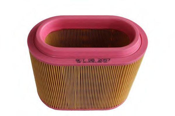 Фильтр воздушный SCT SB2057