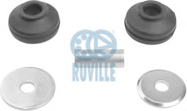 Опора амортизатора RUVILLE 827401