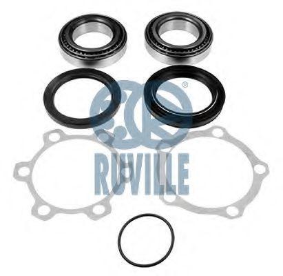 Комплект подшипника ступицы колеса RUVILLE 8000