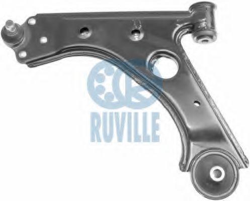 Рычаг независимой подвески колеса, подвеска колеса RUVILLE 935330