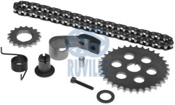 Комплект цели привода распредвала RUVILLE 3455025S