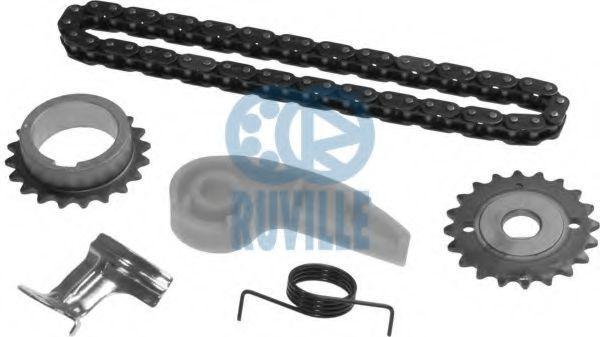 Ремкомплект цепи ГРМ RUVILLE 3469017S