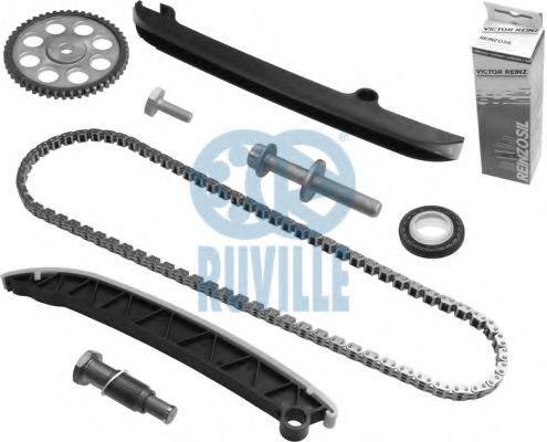 Ремкомплект цепи ГРМ RUVILLE 3454036SD
