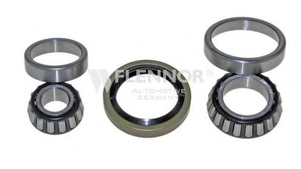 Комплект подшипника ступицы колеса FLENNOR FR490165