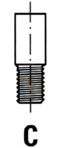 Впускной клапан Ipsa VL150200