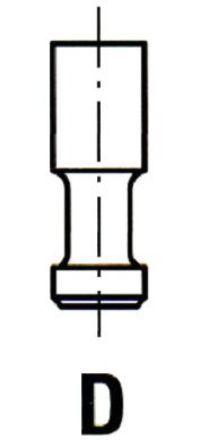 Впускной клапан Ipsa VL003400