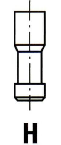 Впускной клапан Ipsa VL038000