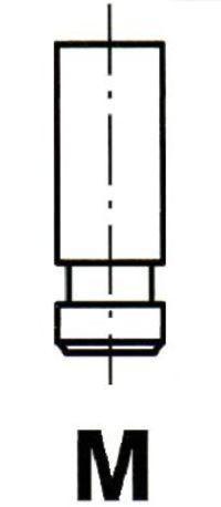 Впускной клапан Ipsa VL014800
