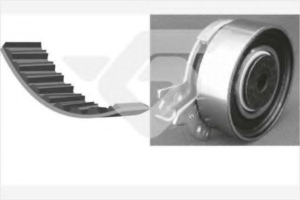 Ремкомплект ремня ГРМ HUTCHINSON KH 60